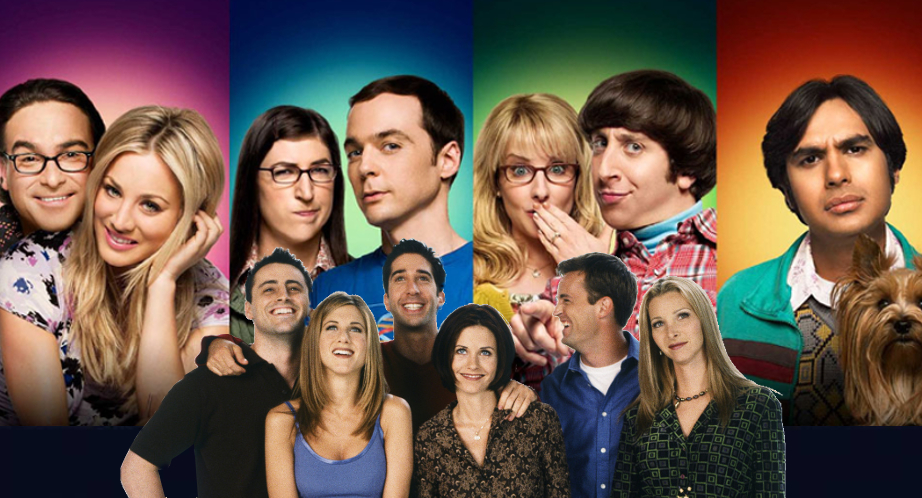 big bang theory charaktere